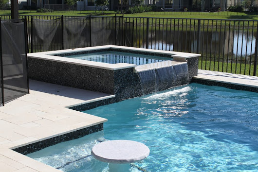 Can a Spa be Added to a Pool After it is Built? | Treasure Pools Blog