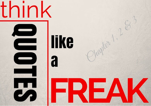 Top 10 Think Like A Freak Quotes To Inspire You To Think Different