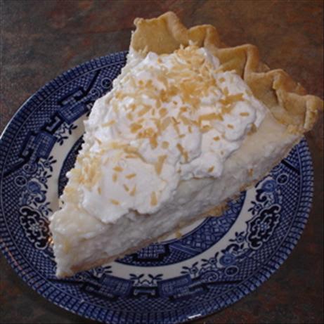 Sugar-Free Coconut Cream Pie Diabetic) Recipe - Food.com