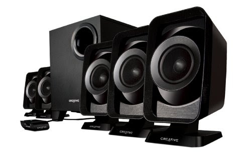 Creative Inspire T6160 5.1 Multimedia Speaker System