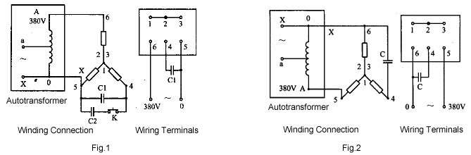 220v 3 Phase Motor Wiring Diagram