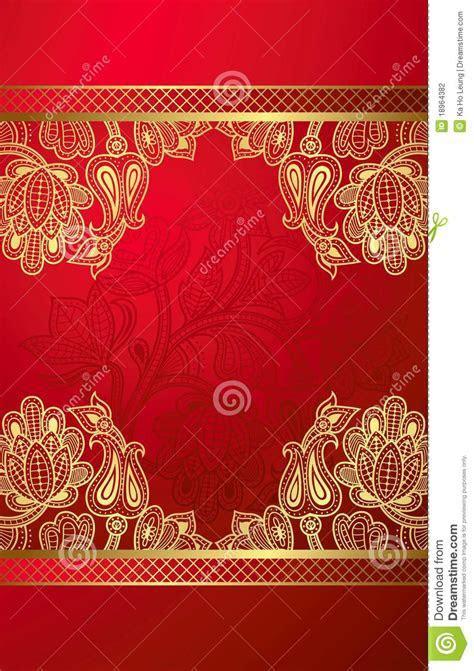 Chinese Wedding Card 1 stock illustration. Illustration of