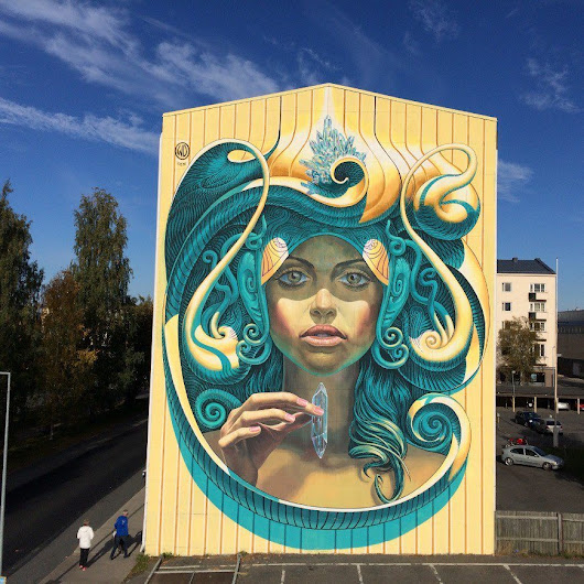 These Street Art Murals will Drive You Wild