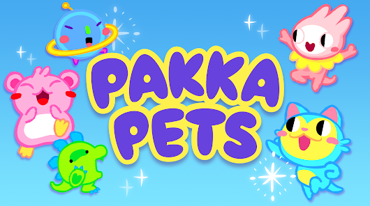Pakka Pets - adorable pet adventure for your phone!