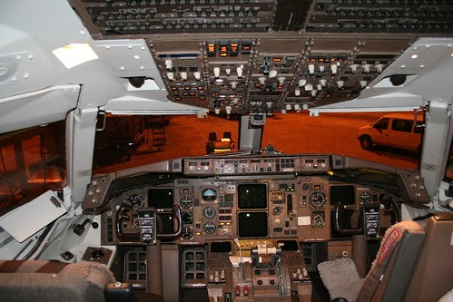 Airplane Pics Boeing 757 Cockpit Pictures