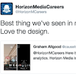 It's All Good: Using Snapchat Campaign To Land Horizon Media Gig
