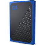 WD My Passport Go 500 GB External SSD - WDBY9Y5000ABT - USB 3.0
