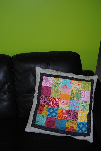 matching cushion
