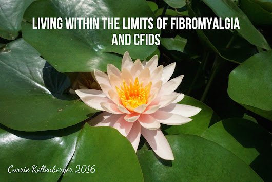 Living Within The Limitations Of Fibromyalgia