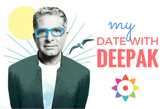 My Date With Deepak - Project Me for Busy Mothers