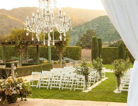 Bernardus Lodge & Spa, Wedding Ceremony & Reception Venue
