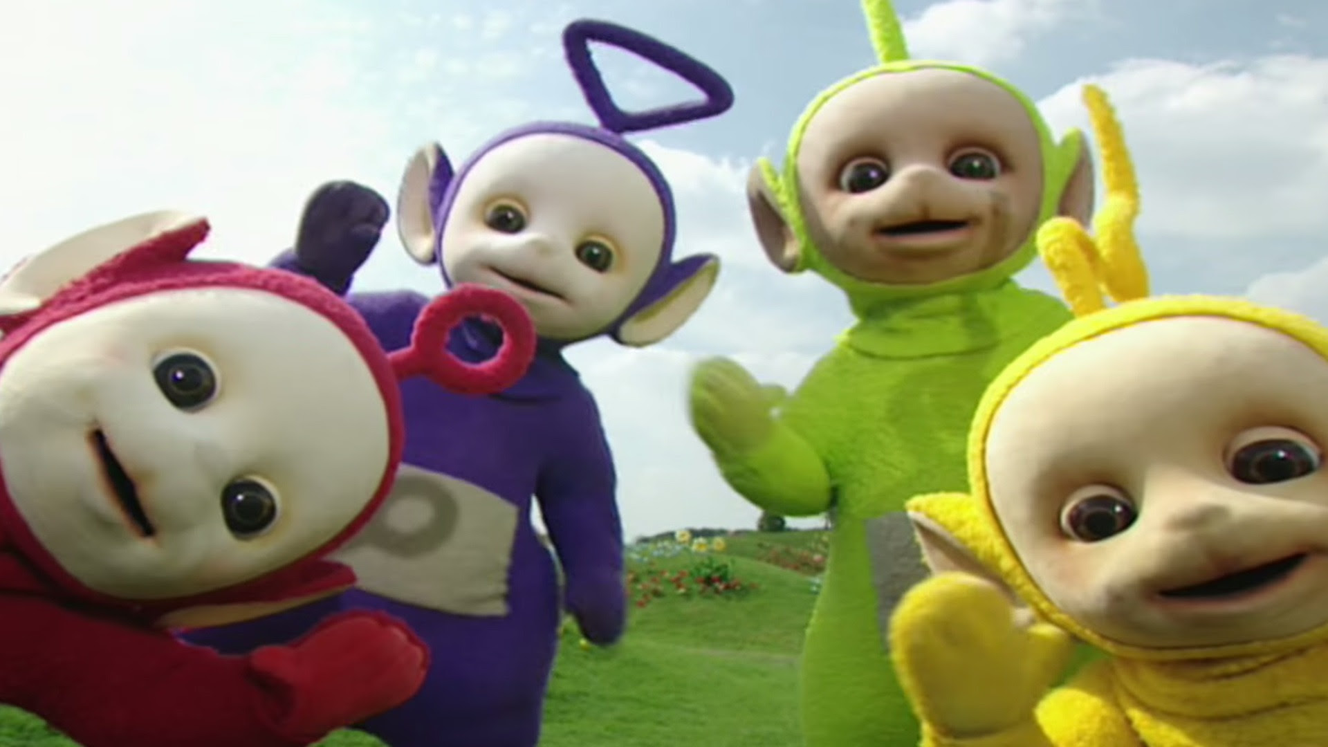 Man in Teletubby costume breaks into home, steals leftover Chinese food