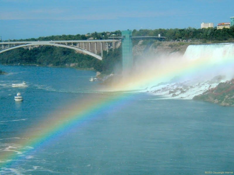 desktop wallpaper rainbow. Cloudeight Free Desktop Wallpaper