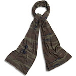 Alternative 07012E Unisex Eco-Jersey Bundle Up Scarf