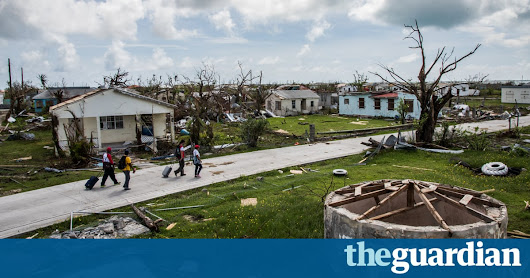 The night Barbuda died: how Hurricane Irma created a Caribbean ghost town | Global development | The Guardian