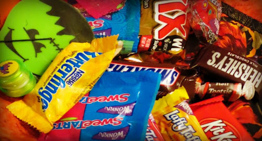 Candy Buy-Back Programs in Greenville SC – Kidding Around Greenville