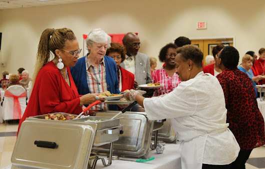 Jebaily family hosts Valentine's Luncheon in Florence