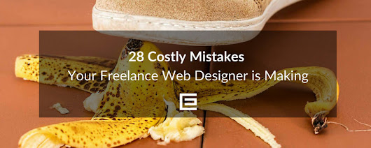 28 Costly Mistakes Your Freelance Web Designer is Making - TheeDesign