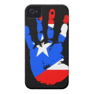 Puerto Rico iPhone 4/4S Case-Mate Barely There iPhone 4 Cover