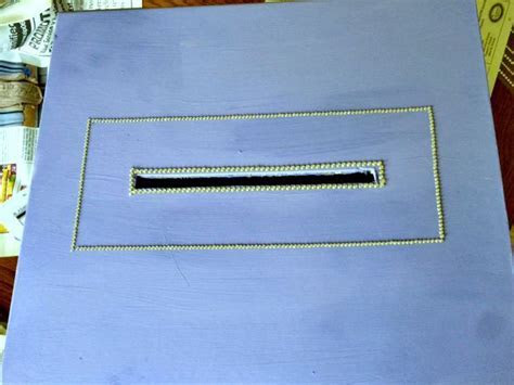 How To Make A Wedding Card Box   Finding Silver Linings