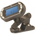 On-Stage GEAR CTA7700 - Clip-on tuner for guitar, bass guitar, violin, trumpet - chromatic