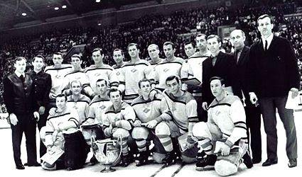 1967 Spartak champions, 1967 Spartak champions