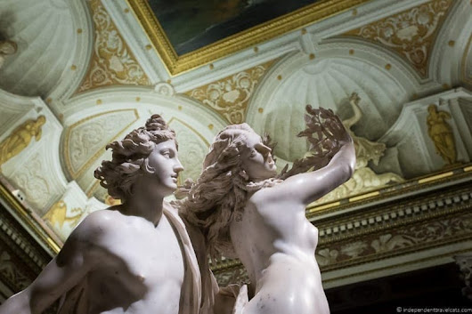 Exploring the Art at the Borghese Gallery in Rome - Independent Travel Cats