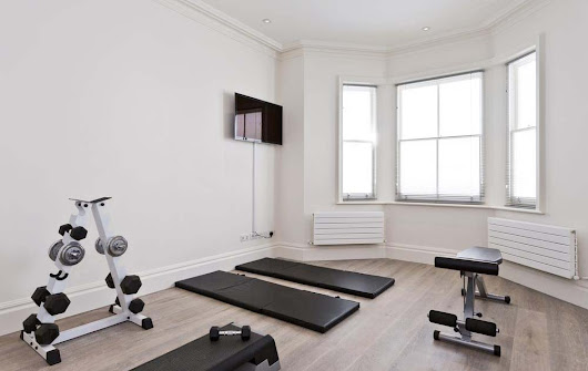 How To Build a Home Gym The Easy Way - Good Health Planning