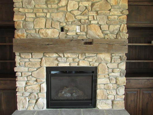 Reclaimed Beams | River Valley Woodworks