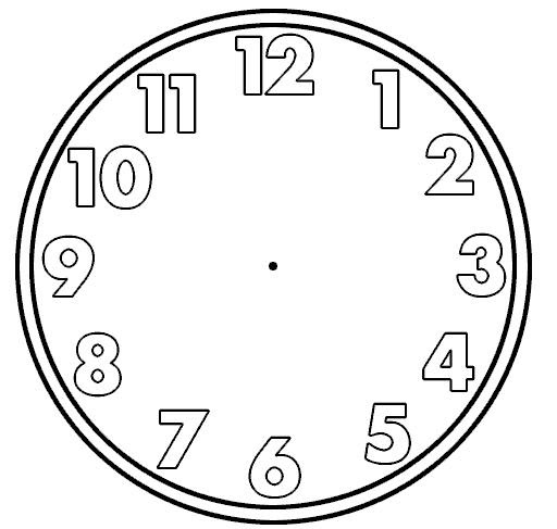 Daily Schedule Clock   Daily Agenda Calendar