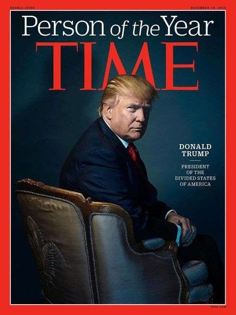 Why Time's Trump Cover Is a Subversive Work of Political Art