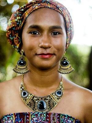 Oficina de fotografia valoriza cultura negra em Pimenteiras do Oeste (Foto: Washington Kuipers/Divulgação)