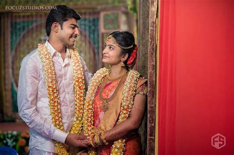 South Indian Temple Wedding Photography Tamilnadu   Focuz