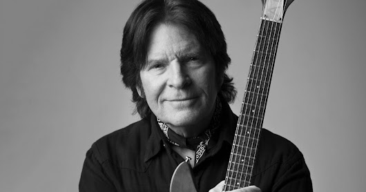 How John Fogerty Reunited With Creedence Guitar After 44 Years