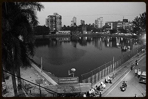 The Bandra Talao  Netaji Ise Sundar Banao by firoze shakir photographerno1
