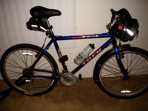 January 12: The bike