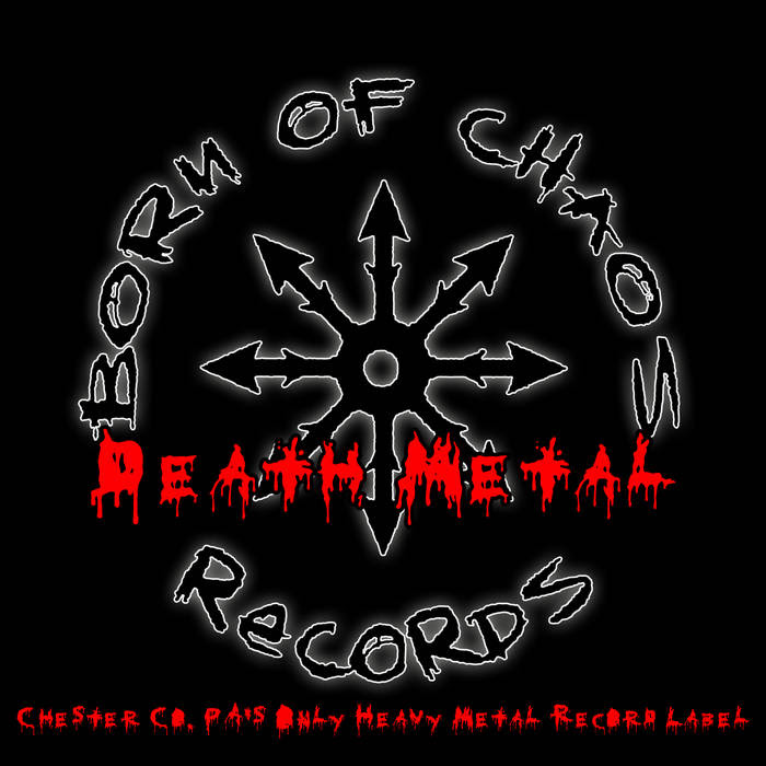 Death Metal Sampler cover art