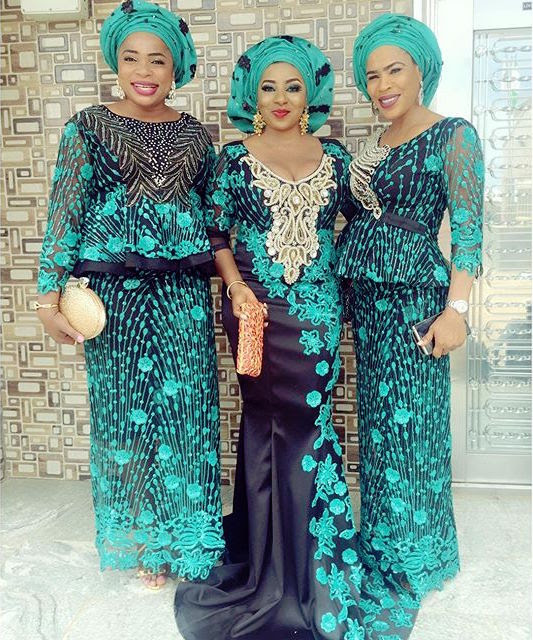 Kemi Afolabi, Myde Martins, Faithia Williams Balogun