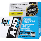 BPI Sports A-HD Elite, 500 mg - 30 Capsules