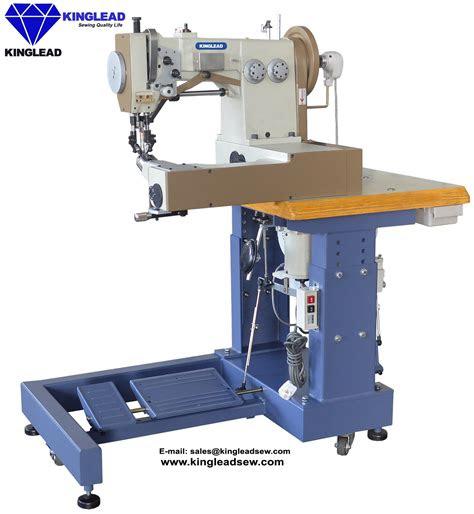 china tubular moccasin sewing machine kd