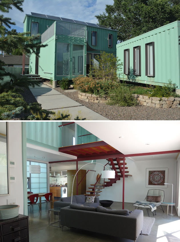 15 Shipping Containers Turned Into Designer Homes 3