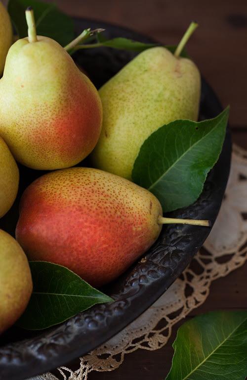 Pear Oatmeal 2