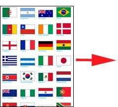 Free Printable Flags :) | just clever . . . | Pinterest ...