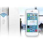 Insteon Hidden Door and Window Sensor - Wireless - White