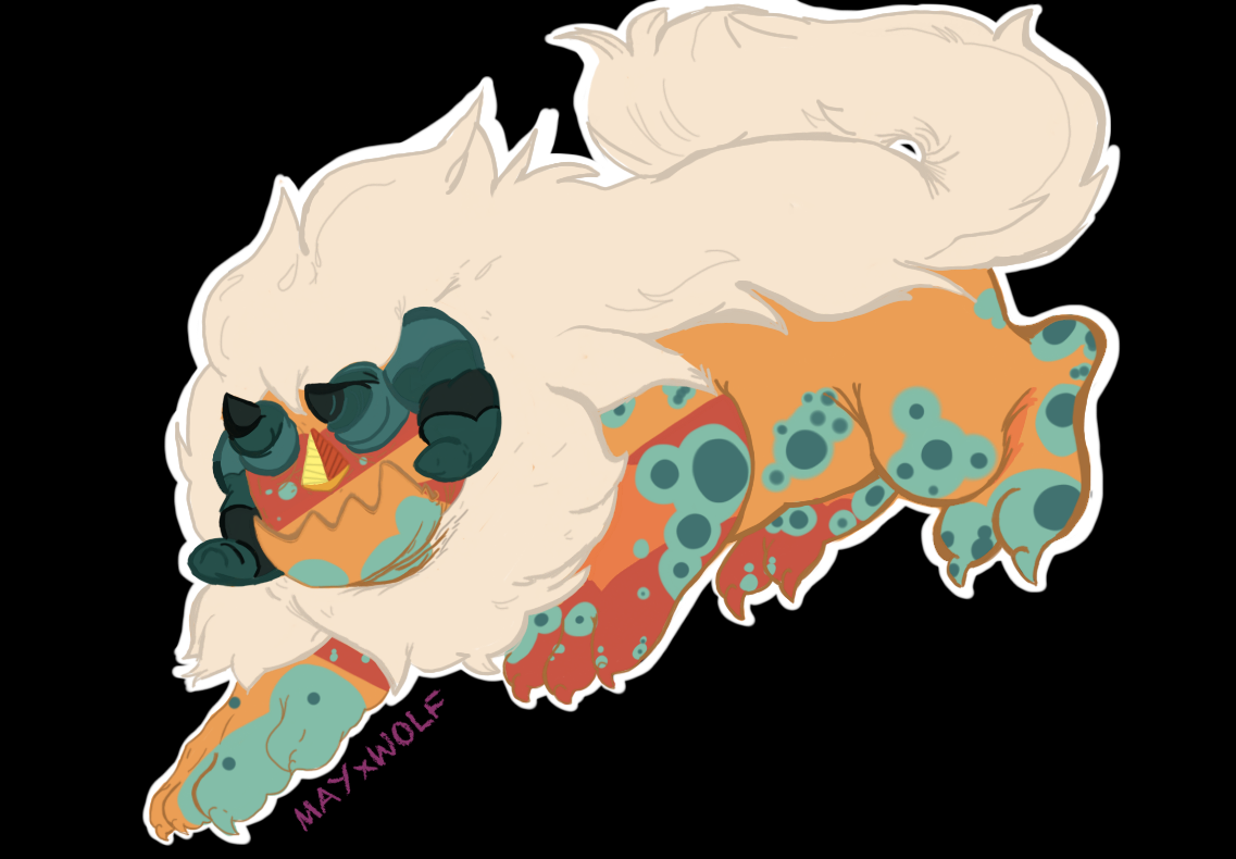 [ Drew Corrupted Jasper pup for UsuallyButts ]