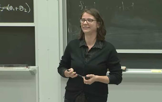 Free MIT video lecture series: Introduction to Python