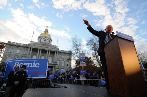 A Corporate Democratic Party is Hostile Terrain for Sanders