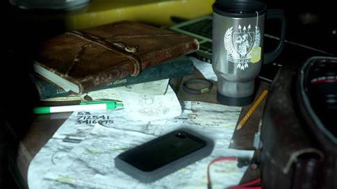 Still from new Tomb Raider 'Turning Point' trailer