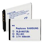 Samsung DIGIMAX NV24HD Video Battery BB-143833