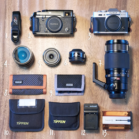 My Wilderness Photo Kit - Seth K. Hughes Photography